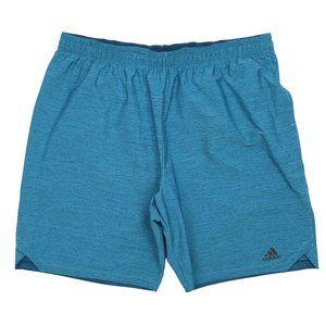 New ADIDAS Axis Woven Training Shorts XXL Blue